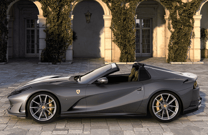 Which Ferraris Are Convertible 6 Models With Pictures